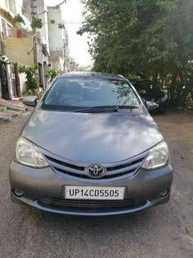 Toyota Etios G, 2014, Petrol