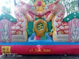 rumah balon istana balon