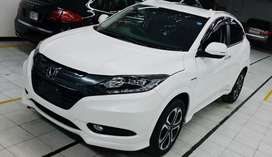 honda vezel incashment Aug import Z package orange interior ful option