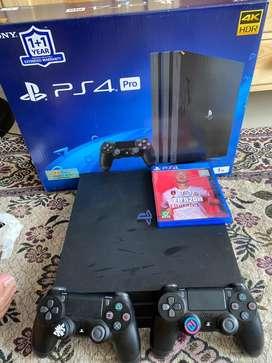 Dijual PS4 Pro 1 TB