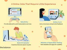 Online earning work