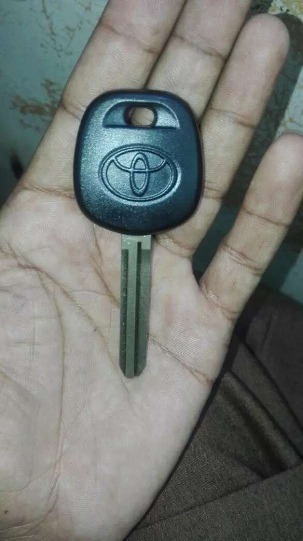 Toyota immobilizer key available new 0