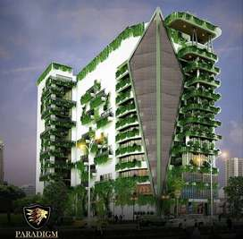 PARADIGM GREENS ISLAMABAD - Pakistan's First Green High-rise Building
