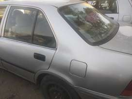 Honda city  Available Model 1998 Suspension ok Engine ok New Bettery A