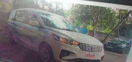 I want maruti Ertiga cng on rent bases with one year agreement