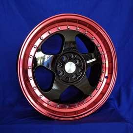 Velg Murah Terlengkap Ambon 27 Ring 17 Hsr Wheel