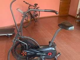 Home exercise bike UB 12