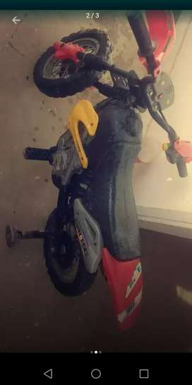 Kids bike for sale bettery chargeable