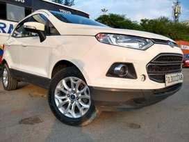 Ford Ecosport 1.5 Petrol Titanium, 2014, Petrol