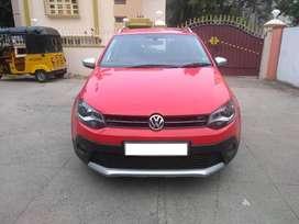 Volkswagen Cross Polo 1.5 TDI, 2016, Diesel