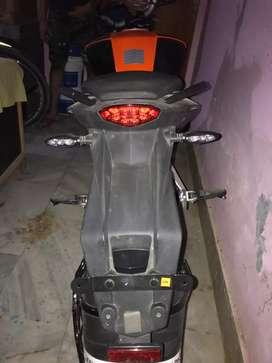 New bike h koi bi problem nai h