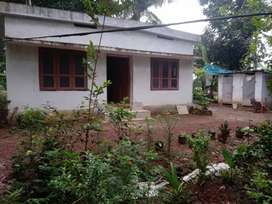 11 cent  &house for sale in kalluvathukkal 100 mtr distance from NH