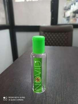 Hand Sanitizer NOVID-24 Gel Formula