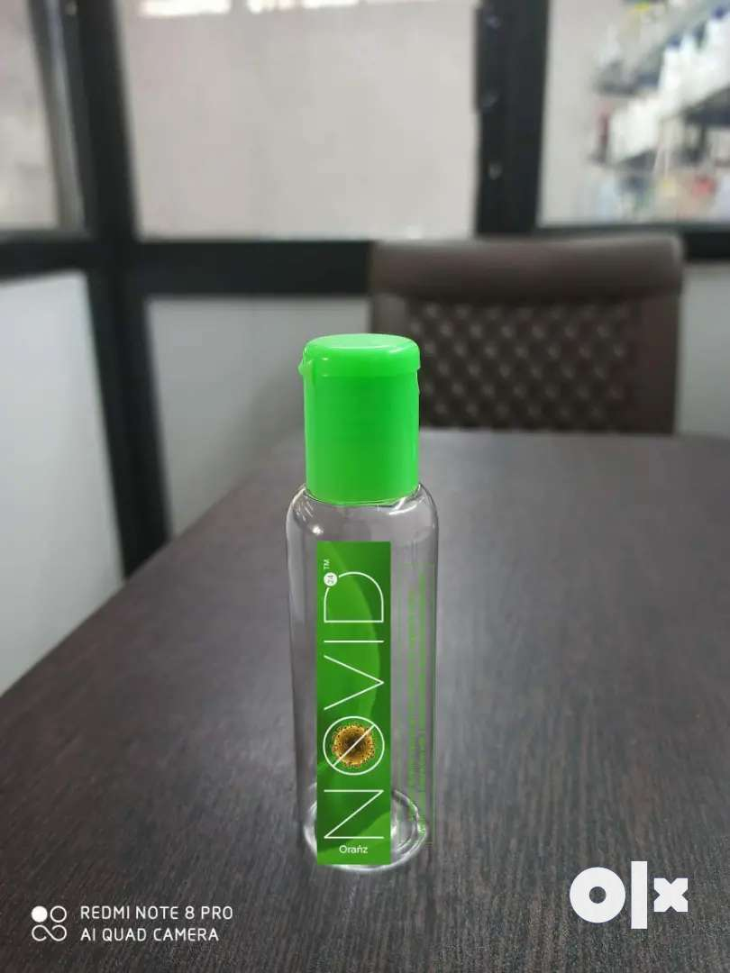 Hand Sanitizer NOVID-24 Gel Formula 0