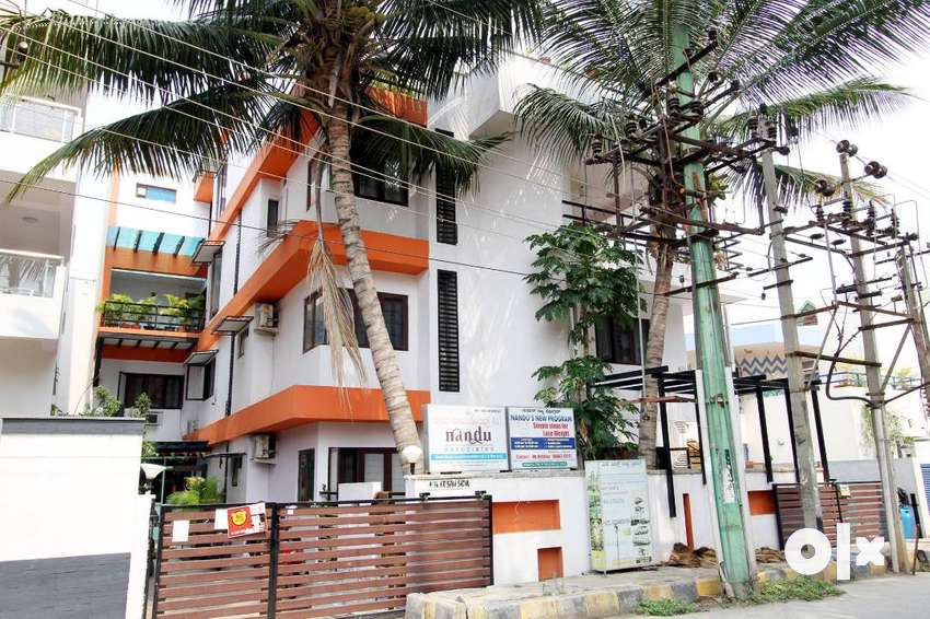 Service Apartments Available for Rent In Koramangala 1000/- per day 0