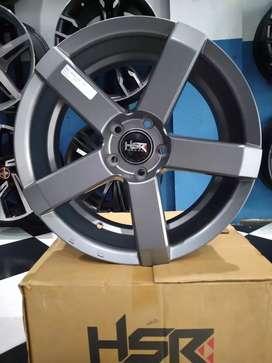 Velg Racing Innova Ring18 bisa kredit Di Toko Pelak Mobil SPEC-R Medan