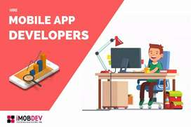 MOBILE APPP DEVELOPERS (PROJECT BASIS)