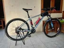 Sepeda pacific bilizard 6.0 2x10speed gropsett deore