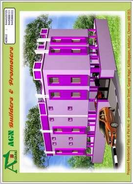 AGN Ashtalakshmi luxury 2BHK Flat
