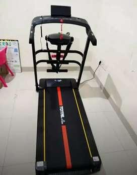 Peralatan fitness = Treadmill elektrik TL 615