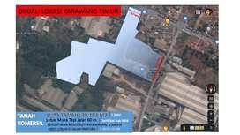 Dijual Tanah Industri + Bangunan Pabrik & Infrastruktur