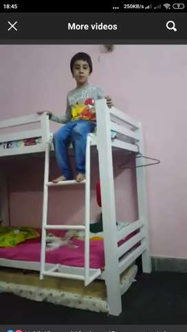 Bunk bed (good condition)no fault