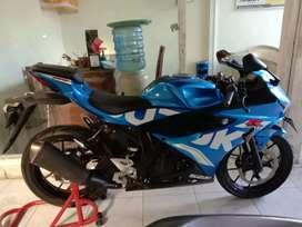 Susuki gsx 150 cc thn 2017 bali dharma.motor