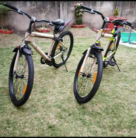 Both Cycles for sale (only 4 months old)