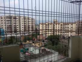 2BHK Flat at 5th Floor with 2 Bathroom & 2 Balconies at Mango Dimna Rd