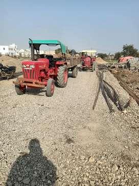 Tractor k liye driver chahiye
