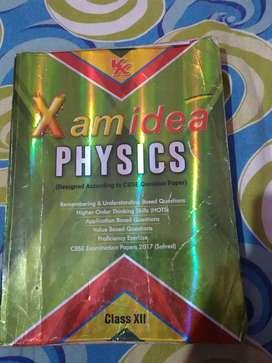Class 12th Physics book