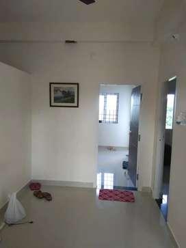 Semi furnished spacious flat