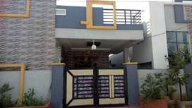 165Sqyds East facing 2BHK House for Sale at Requelford school rampalli