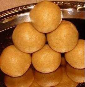 Home foods vaari Nethi sunnundalu, Nethi gulabjams