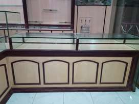 Retail counter for mobile, jewellery cutlery and small things