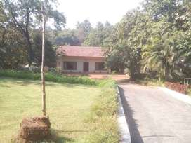 1Acre pej Rivertouch fully devlop farmhouse at Vanjarwadi,Karjat