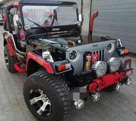Mahindra modify jeep