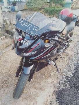 Yamaha r15 2019, km 2600
