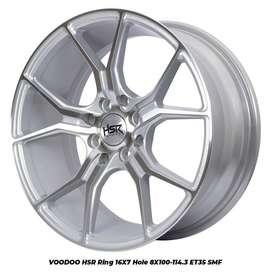 type VOODOO 59783 HSR R16X7 H8X100-114,3 ET35 SMF
