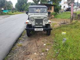 Mahindra Others, 2002, Diesel