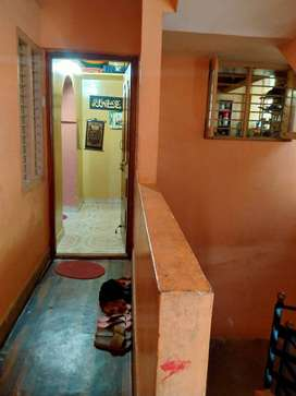 Single bed room flat for lease six lac , oposite st. Joseph college