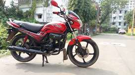 HERO HONDA PASSION PRO WITH DISC BRAKE GOOD CONDITION REDAY TO SALE