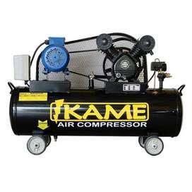 Kompresor Udara IKAME 2 PK Motor Listrik, Pusat Hidrolik Mobil Motor
