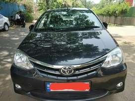 Toyota Etios V, 2014, Petrol