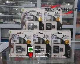 Micro SD 64GB Kingston Class 10