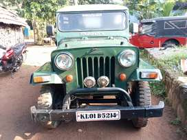 Mahindra di 5 gear jeep