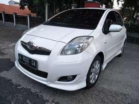 Yaris S 2011 manual putih mulus KM 48 rb terawat