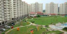 Semi-Furnished 3BHK for sale.