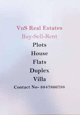 6 Deci plot for sale at Ainthapali near royal retreat  hotel