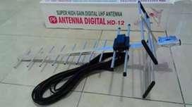 Paket Pasang Antena TV bergaransi area Bogor